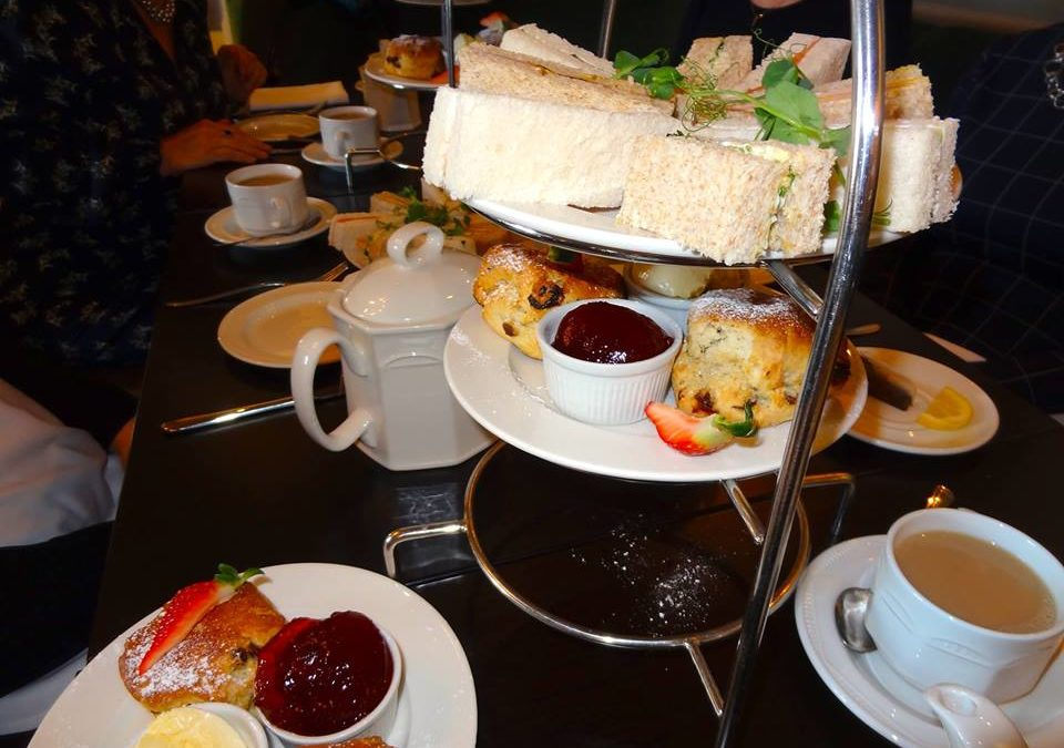 Coffee, Tea and Cake Afternoon