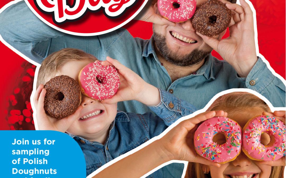 Paczki Day / Doughnuts Day