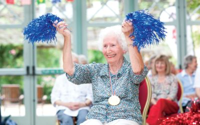 EnJOY Seated Dance At Age UK Worcester