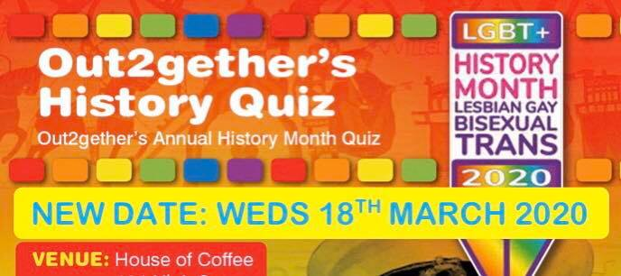 Out2gether's History Quiz