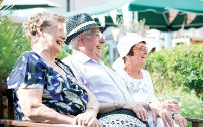 Age UK Worcester Keenage Social Club